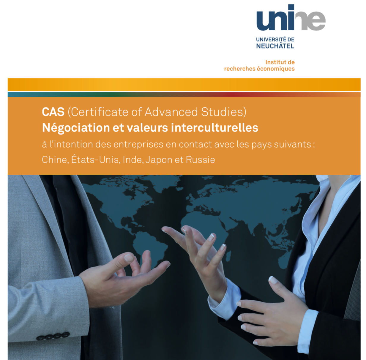 Negotiate across cultures University of Neuchâtel